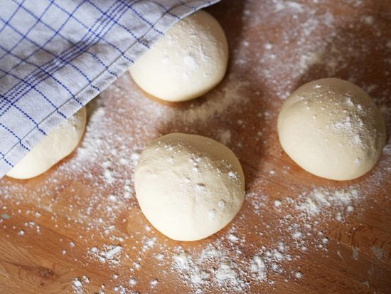 как готовить булочки