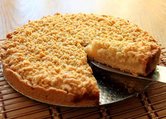традиционный пирог