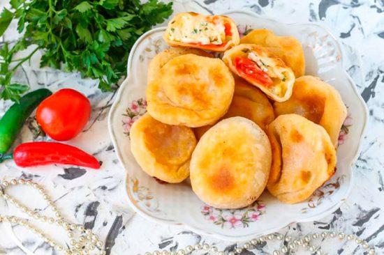 простые домашние пирожки