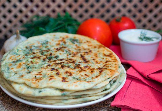 кавказская выпечка