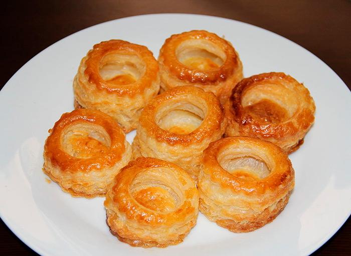 Рецепты завтраков с фото из булочек котором царит