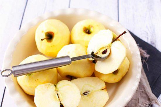 консервирование яблок