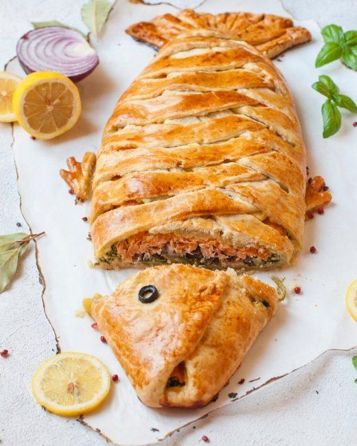 Как приготовить пироги с рыбными консервами