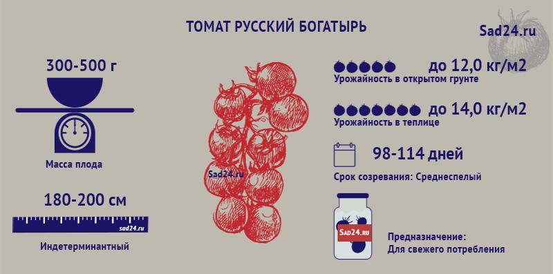 Русский богатырь - https://sad24.ru