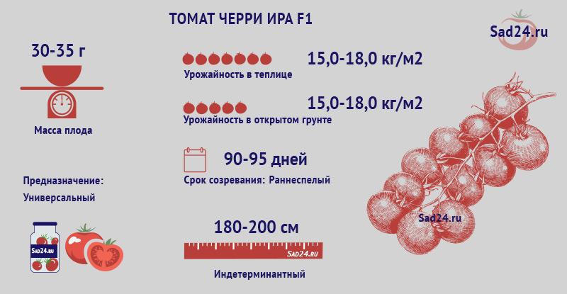 Черри Ира - https://sad24.ru