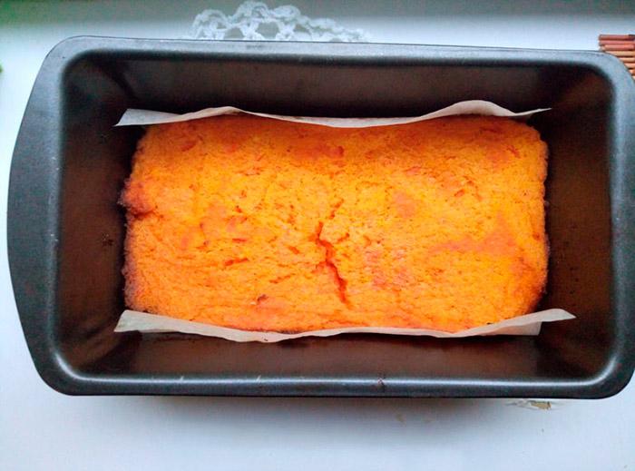 выпечка с морковью