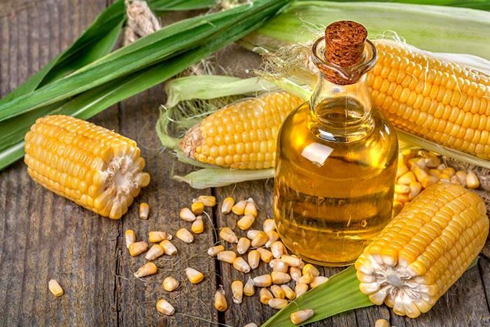 растительное масло кукурузное