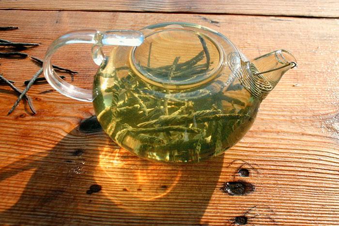 как заваривать чай
