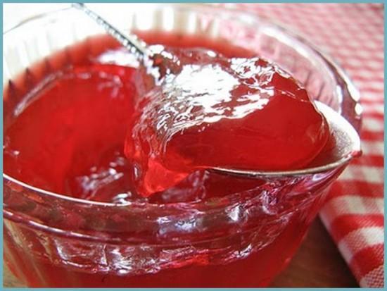 рецепт джема из войлочной вишни