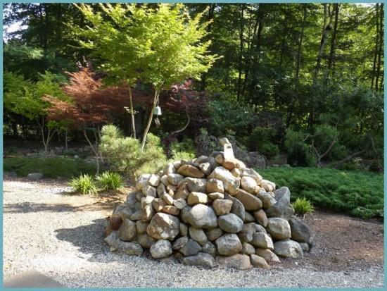 выбор камней для рокария