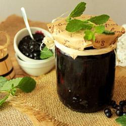 заготовки на зиму из черной смородины