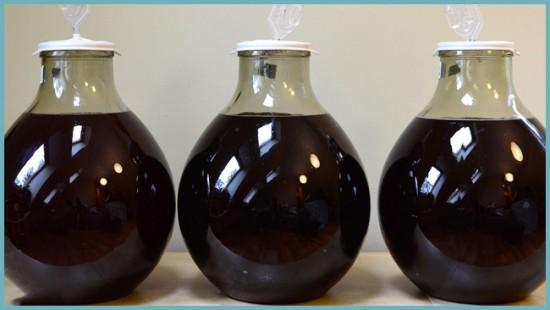 как приготовить домашнее вино из смородины