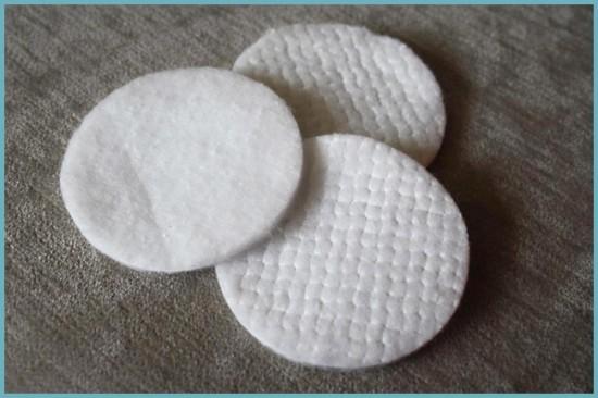 топиарий из ватных дисков