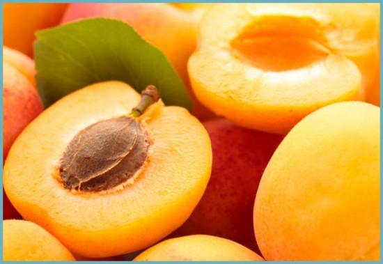 польза абрикоса