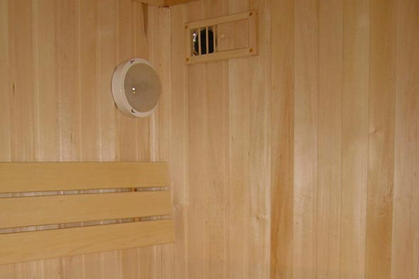 Обеспечение вентиляции в бане