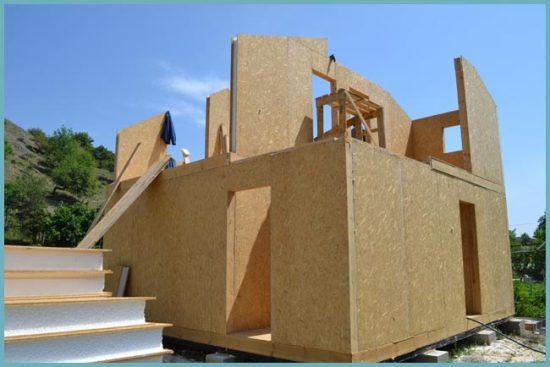 как строить дом
